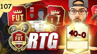 I'm not going to change my team many more times in this road to fut champions rtg on fifa 17 ultimate so i hope this is the one!