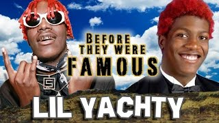 Video LIL YACHTY - Before They Were Famous MP3, 3GP, MP4, WEBM, AVI, FLV Maret 2018