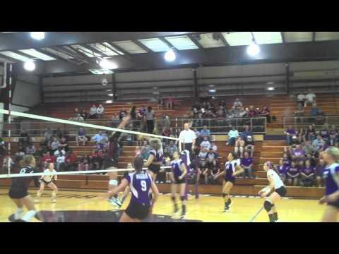 Butler Volleyball vs Ft. Scott