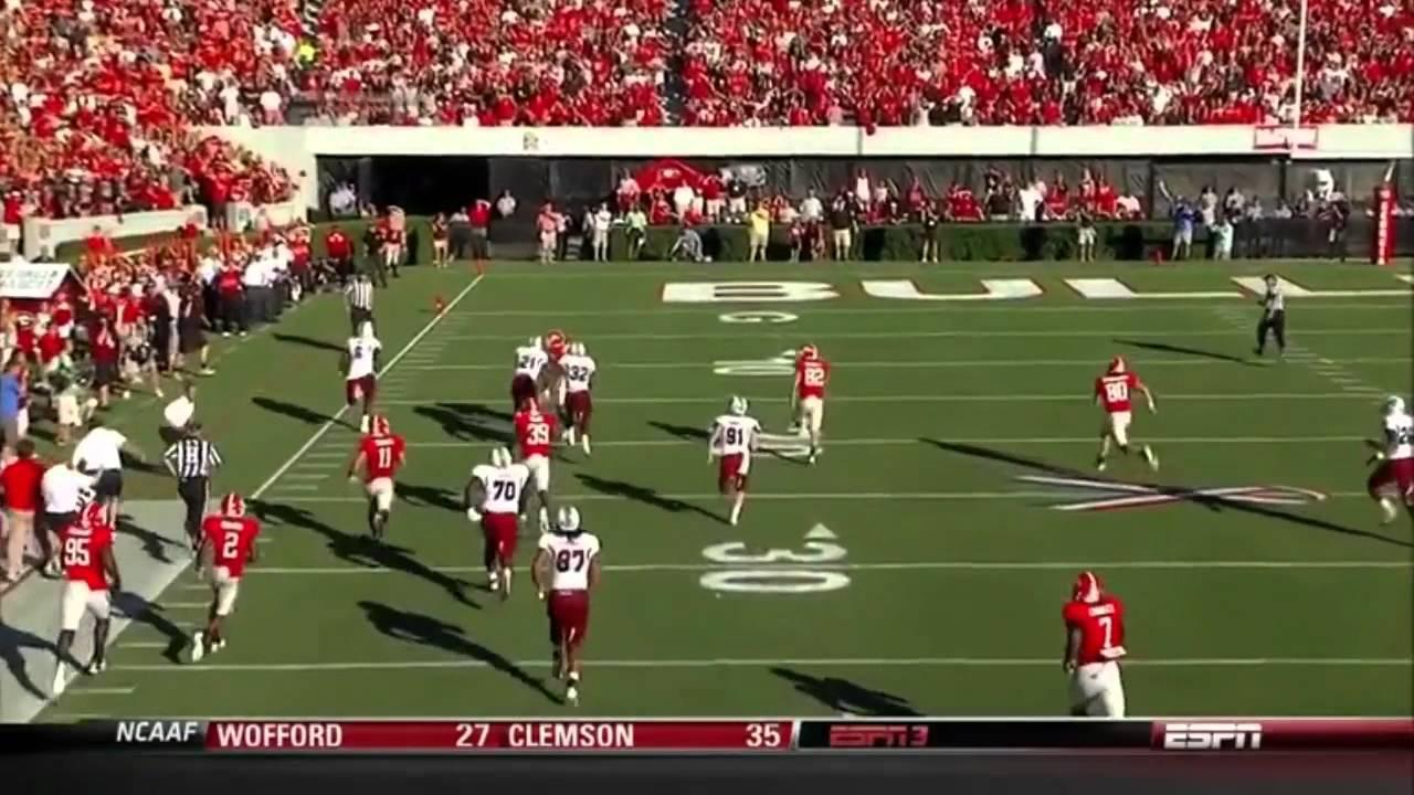Melvin Ingram vs Georgia 2011