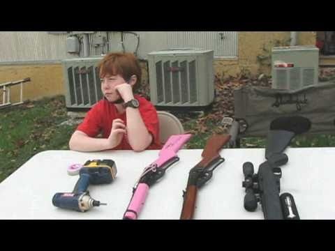 how to attach a scope to a red ryder