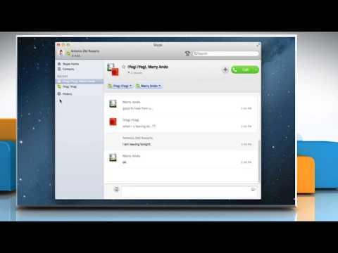 how to quit skype on mac