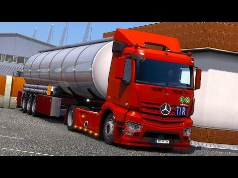 Mercedes-Benz Antos '12 1.0.0.120