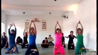 Formação de Instrutores de Satya Yoga 2016