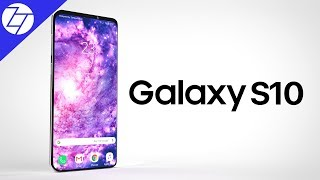 Samsung Galaxy S10 (2019) - FINALLY something NEW!
