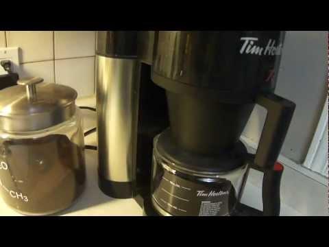 Bunn Tim Burton Coffee Maker Review