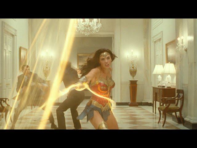 Anteprima Immagine Trailer Wonder Woman 1984, trailer ufficiale italiano