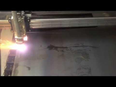 CNC Plasma Table Topnotchfab.com
