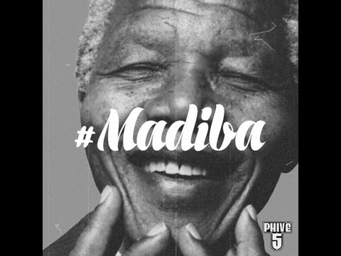 """Madiba"" (Nelson Mandela Tribute) by Phive feat. Josh King, Brand New Life, and Julian Sizemore"