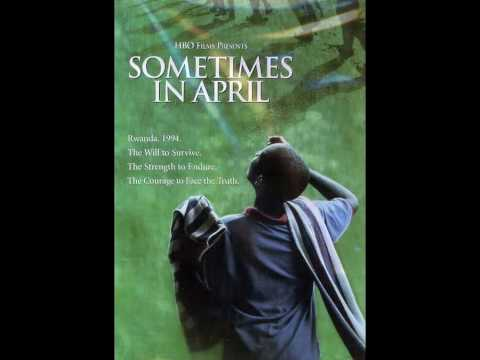 """""""Sometimes in April"""" (OST)"""