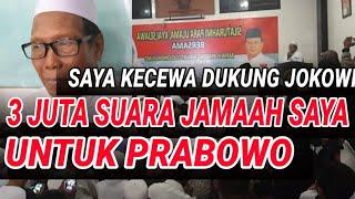 Video KYAI SURABAYA PUTAR BALIK DUKUNG PRABOWO;DULU JOKOWI;MURSYID TORIQOH SYATORIYAH INDONESIA;JOKOWI; MP3, 3GP, MP4, WEBM, AVI, FLV Februari 2019