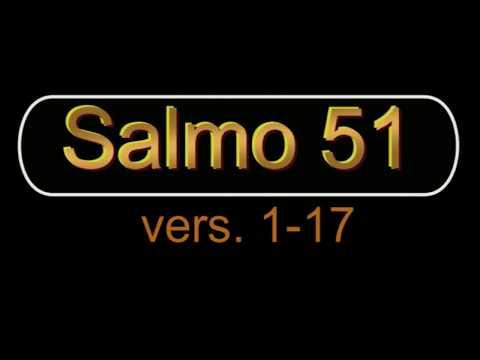 Palabras de amor - salmo 51:1-17
