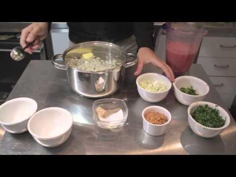 | Koken met Mo Academy - Harira (Marokkaanse soep)