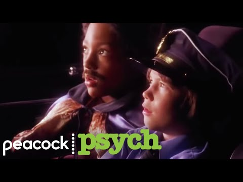 Young Psychics (Season 1) | Psych