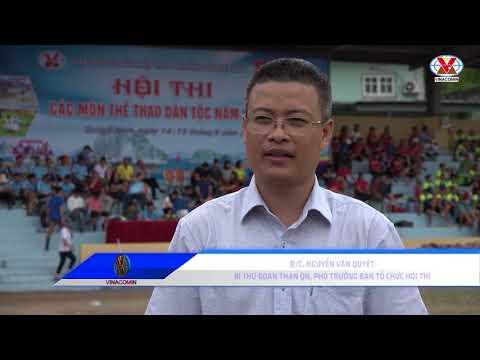 Lần đầu tiên TKV tổ chức Hội thi các môn thể thao Dân tộc