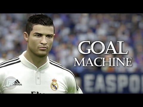 i migliori goal di cristiano ronaldo a fifa 15
