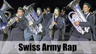Orginal Song: https://www.youtube.com/watch?v=ykCrW9fqIwk&t=0s For even more find us on facebook: https://www.facebook.com/justswissmilitarythings or ...