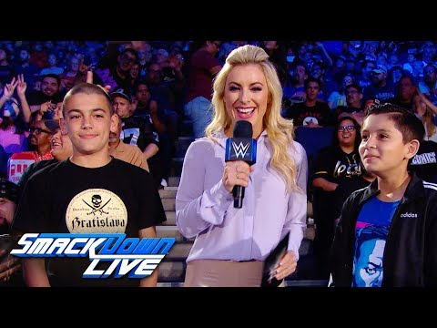 Do These Fans Know Their Wwe Nicknames?: Smackdown Exclusive, June 18, 2019