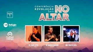 REVOLUÇÃO NO ALTAR 1 - Marcos A de Camargo e Silva
