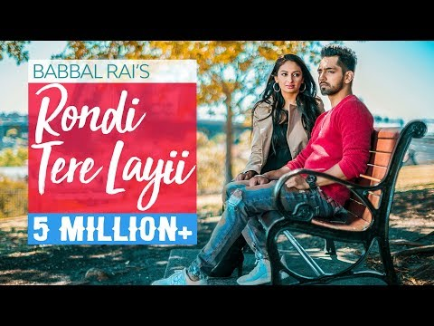 Rondi Tere Layi Songs mp3 download and Lyrics