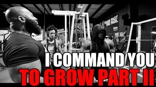 Shop ISYMFS Apparel http://www.ctfletcher.com http://www.ctfletcher.com - What happens when you get CT, DLB and Kai Greene under the same roof? Nothing but p...