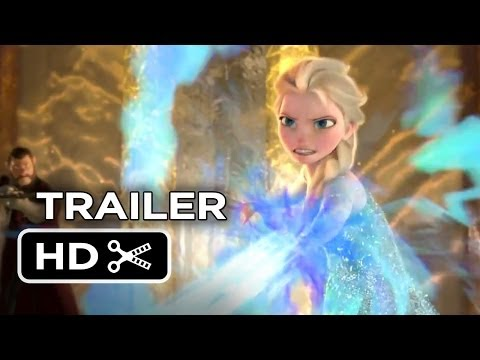 princess - Subscribe to TRAILERS: http://bit.ly/sxaw6h Subscribe to COMING SOON: http://bit.ly/H2vZUn Like us on FACEBOOK: http://goo.gl/dHs73 Frozen TRAILER - Elsa (20...
