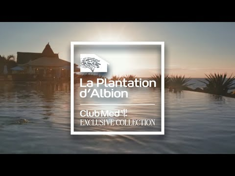 Dive into the wild beach of Club Med La Plantation d'Albion - Mauritius