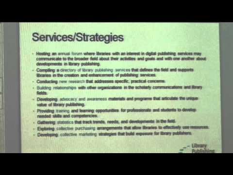 2013 UNT Open Access Symposium, Part 17