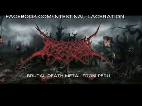 Intestinal Laceration - Autophagy - Promo song 2014