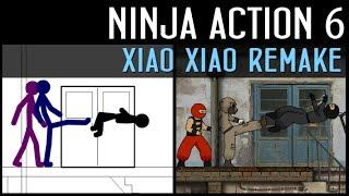 Video Ninja Action 6: Xiao Xiao Remake MP3, 3GP, MP4, WEBM, AVI, FLV Juli 2018