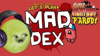 Gaming Grape Plays - Mad Dex (Super Meat Boy Parody) full download video download mp3 download music download