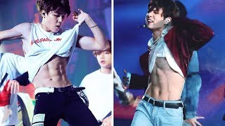 Video BTS (방탄소년단) Abs & Wardrobe Malfunctions MP3, 3GP, MP4, WEBM, AVI, FLV Maret 2019