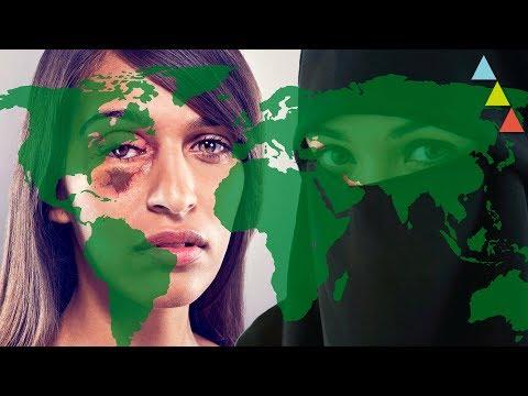 Países donde la vida de una mujer no vale nada