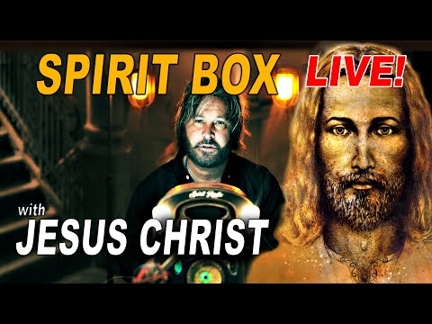 Jesus Spirit Box Session