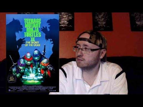 Teenage Mutant Ninja Turtles II: The Secret of the Ooze (1991) Movie Review - Underrated