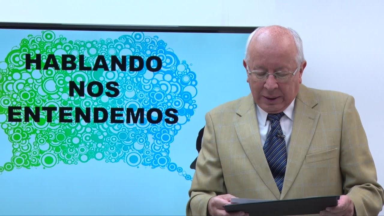 HABLANDO NOS ENTENDEMOS - INVITADO DIEGO ARAUJO SÁNCHEZ TEMA SU OBRA LITERARIA