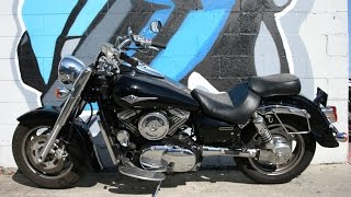 7. 2005 Kawasaki Vulcan 1600 Classic Motorcycle For Sale