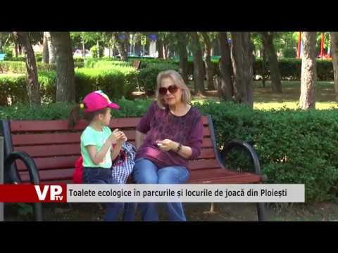 Toalete ecologice în parcurile și locurile de joacă din Ploiești