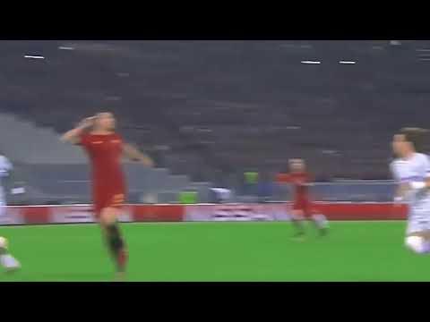 Roma vs Chelsea (1-0) goal El shaarawy 31/10/17