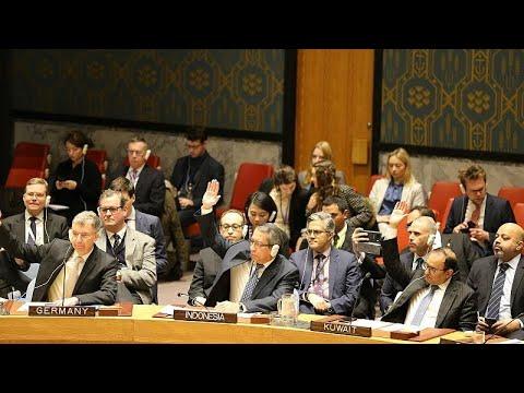 Οι αντιδράσεις Κύπρου και Τουρκίας για το ψήφισμα του ΟΗΕ…