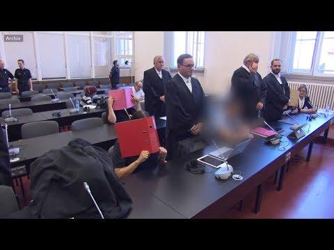 Gruppenvergewaltiger einer 14-Jährigen müssen in Haft - Urteile sind rechtskräftig