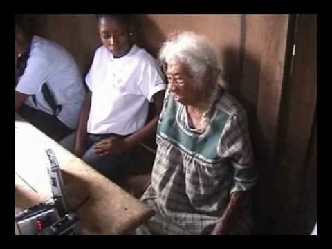 Berbice - Dote Te: Requiem for a Language is a short study of the woman who, in 2005, was the last known speaker of Berbice Dutch Creole. This language used to be wide...