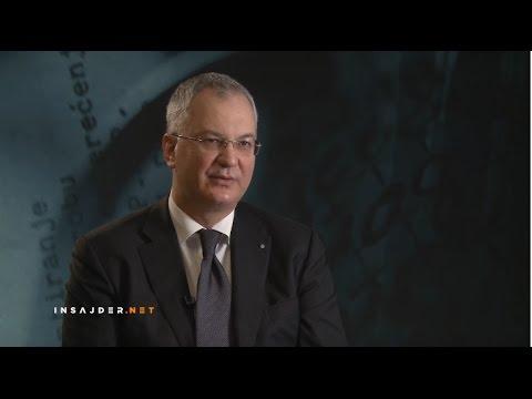Драган Шутановац у емисији Интервју за Инсајдер (17.12.2016)