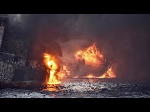 «Δεν υπάρχει ελπίδα για επιζώντες στο πετρελαιοφόρο»