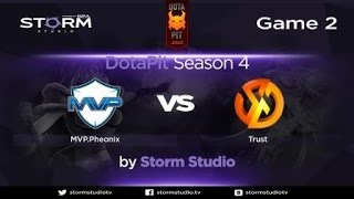 MVP Phoenix vs Signature, game 2