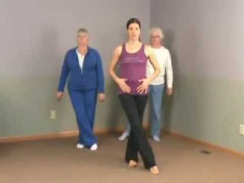 Senior Workout – Revelation Wellness Older Adults & Overweight Fitness