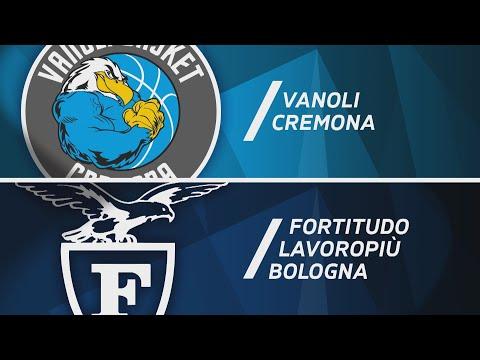 Serie A 2020-21 highlights: <br>Vanoli Cremona-Fortitudo Bologna