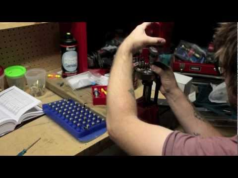Reloading Handgun Ammo Part 3