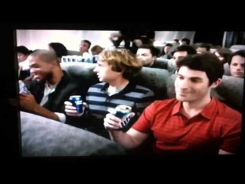 Kirby Heyborne in a Beer Commercial
