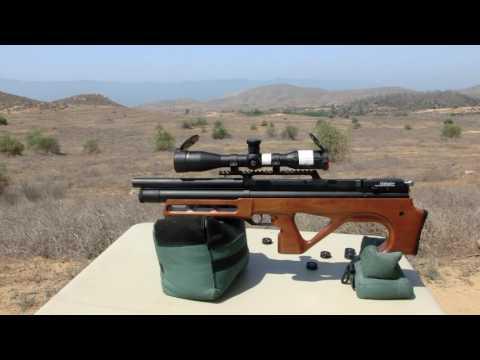EDgun Matador R3M (R3.5M) .25 caliber short Review (видео)